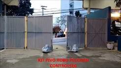 Automatizadores para portões