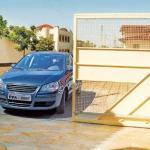 Portão automático deslizante preço