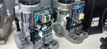 Conserto de motor de portão automático