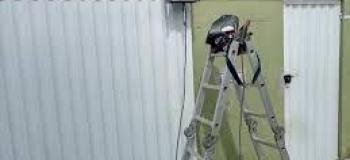 Conserto de portão deslizante