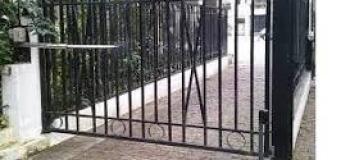Manutenção de portão automatico