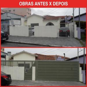 OBRAS: ANTES E DEPOIS